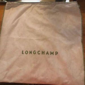 Longchamp dust bag - Large